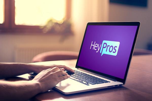 Sample branding #1 for Heypros