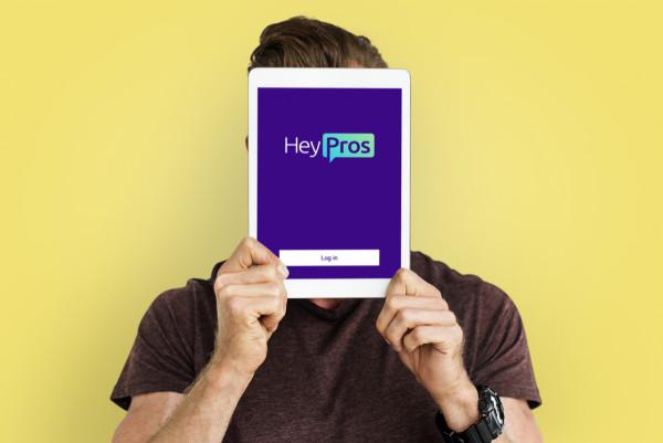 Sample branding #2 for Heypros