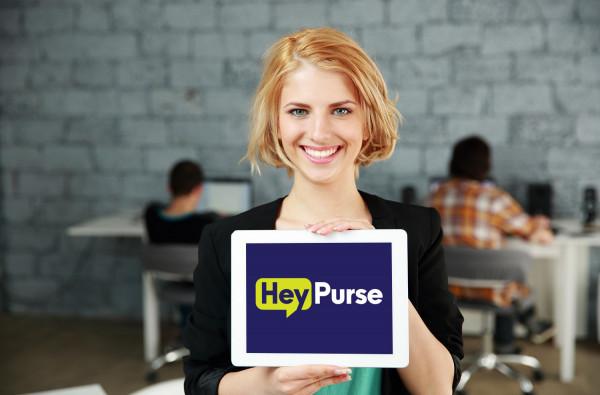 Sample branding #1 for Heypurse