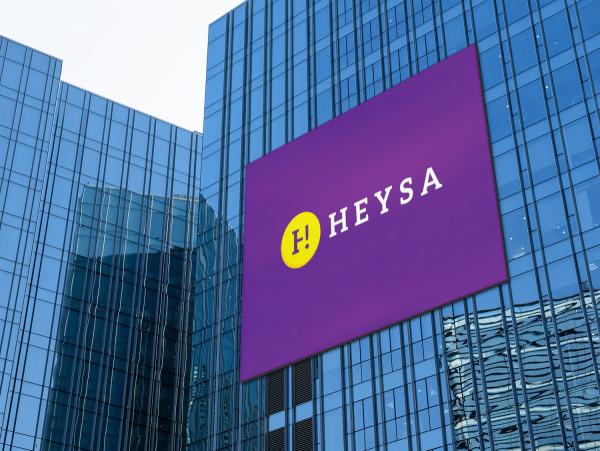 Sample branding #2 for Heysa