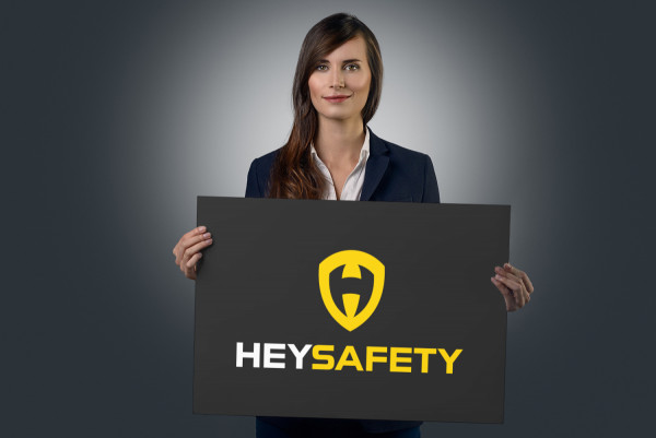 Sample branding #1 for Heysafety