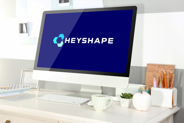 Sample branding #2 for Heyshape