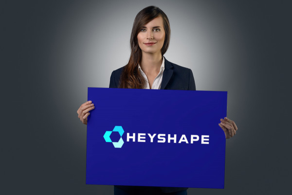 Sample branding #1 for Heyshape