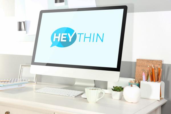 Sample branding #2 for Heythin