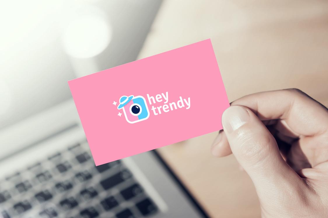 Sample branding #1 for Heytrendy