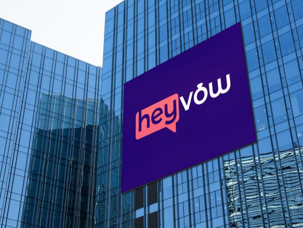 Sample branding #3 for Heyvow