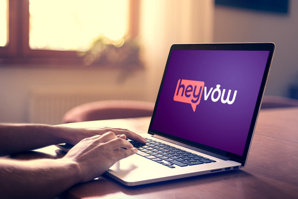 Sample branding #1 for Heyvow