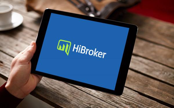 Sample branding #1 for Hibroker