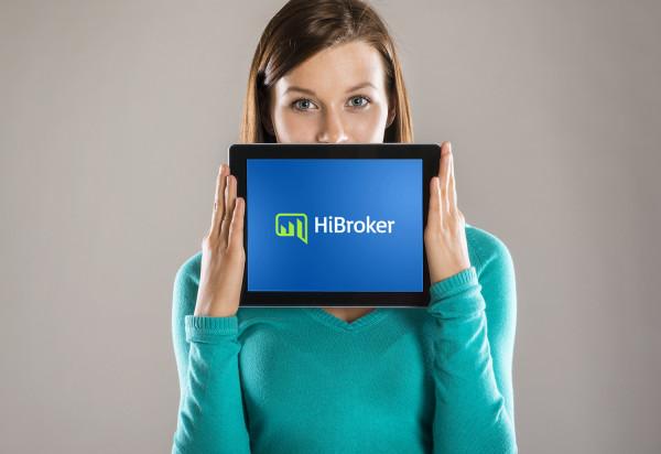 Sample branding #3 for Hibroker