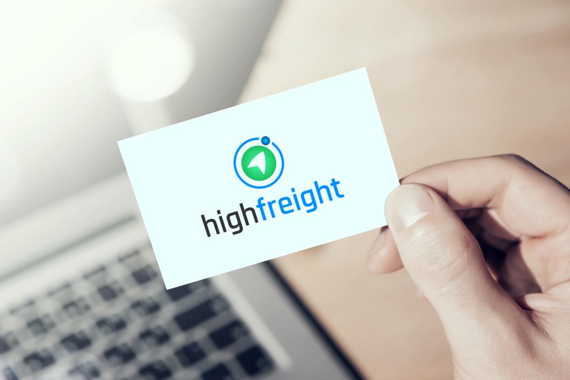 Sample branding #1 for Highfreight