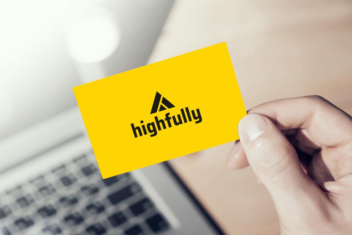 Sample branding #2 for Highfully