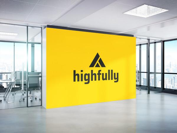 Sample branding #1 for Highfully