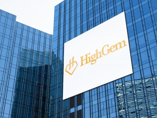 Sample branding #2 for Highgem