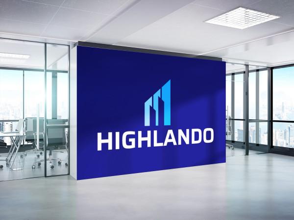 Sample branding #1 for Highlando