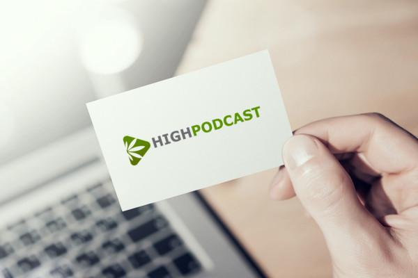 Sample branding #3 for Highpodcast