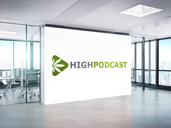 Sample branding #1 for Highpodcast