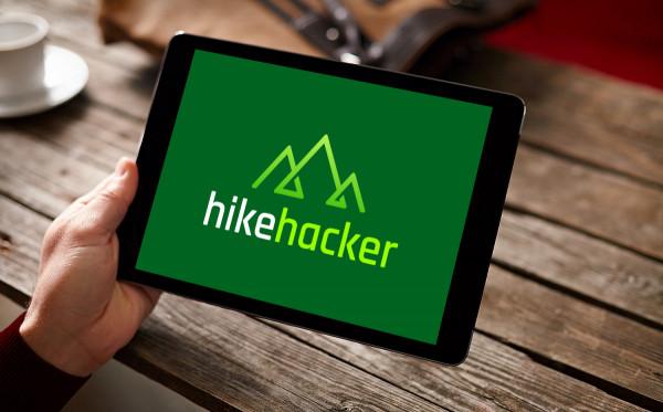 Sample branding #1 for Hikehacker