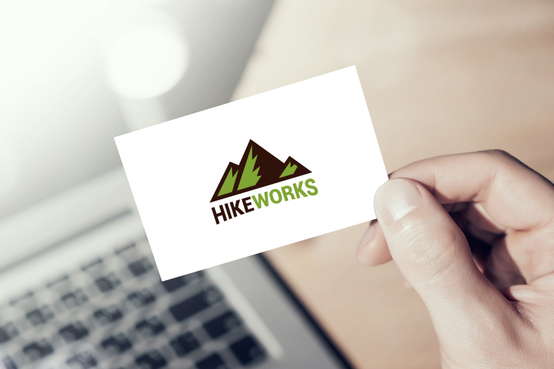 Sample branding #3 for Hikeworks