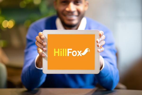 Sample branding #3 for Hillfox