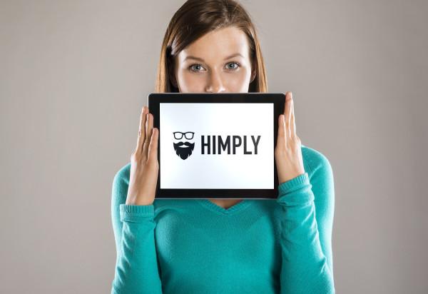 Sample branding #2 for Himply