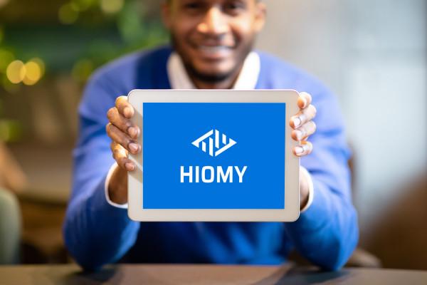 Sample branding #2 for Hiomy