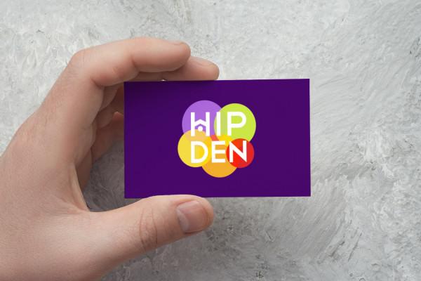 Sample branding #3 for Hipden