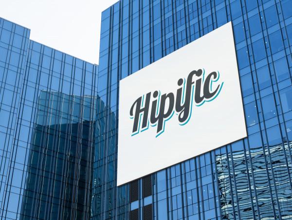 Sample branding #3 for Hipific