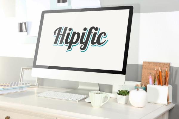 Sample branding #1 for Hipific