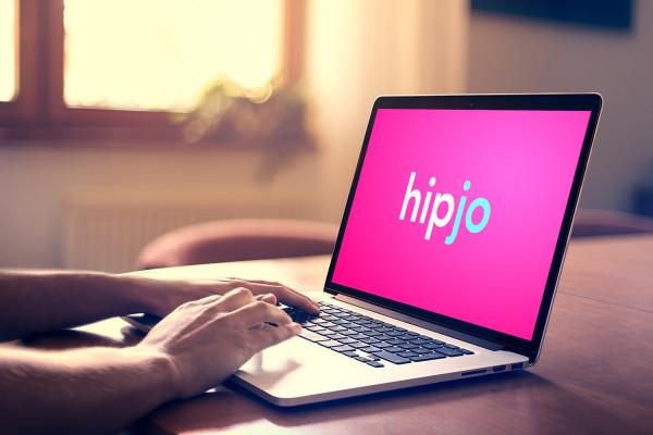 Sample branding #1 for Hipjo