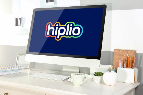 Sample branding #3 for Hiplio
