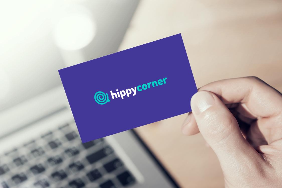 Sample branding #1 for Hippycorner