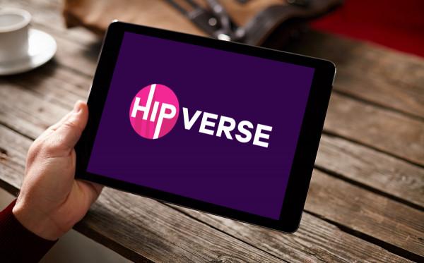 Sample branding #3 for Hipverse