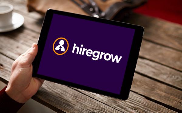 Sample branding #2 for Hiregrow