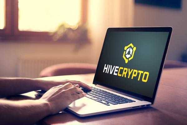 Sample branding #2 for Hivecrypto