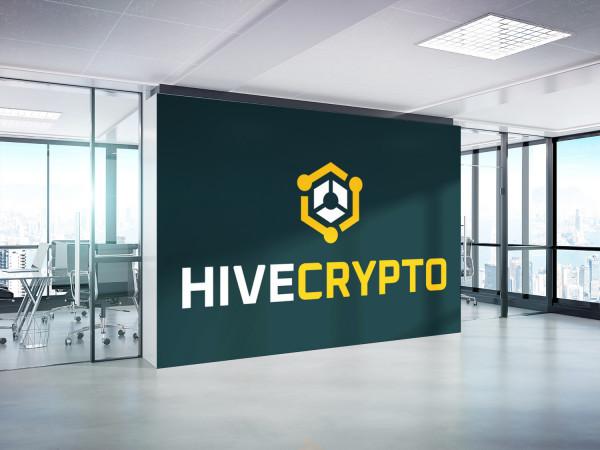Sample branding #1 for Hivecrypto