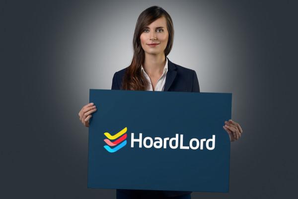Sample branding #2 for Hoardlord