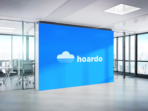 Sample branding #3 for Hoardo