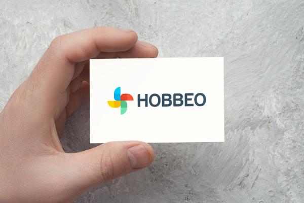 Sample branding #1 for Hobbeo