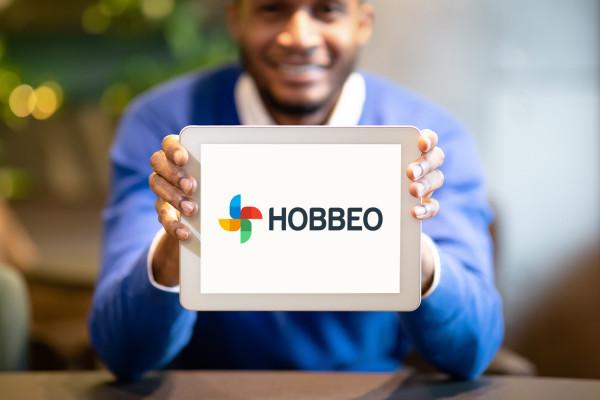 Sample branding #2 for Hobbeo