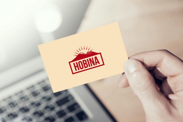 Sample branding #2 for Hobina