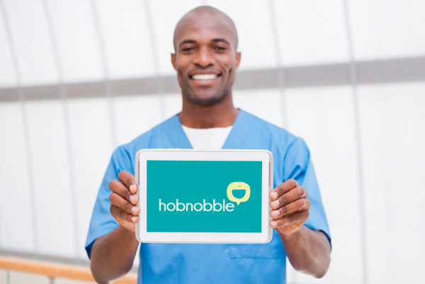 Sample branding #3 for Hobnobble