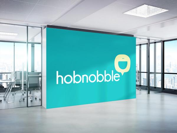 Sample branding #1 for Hobnobble