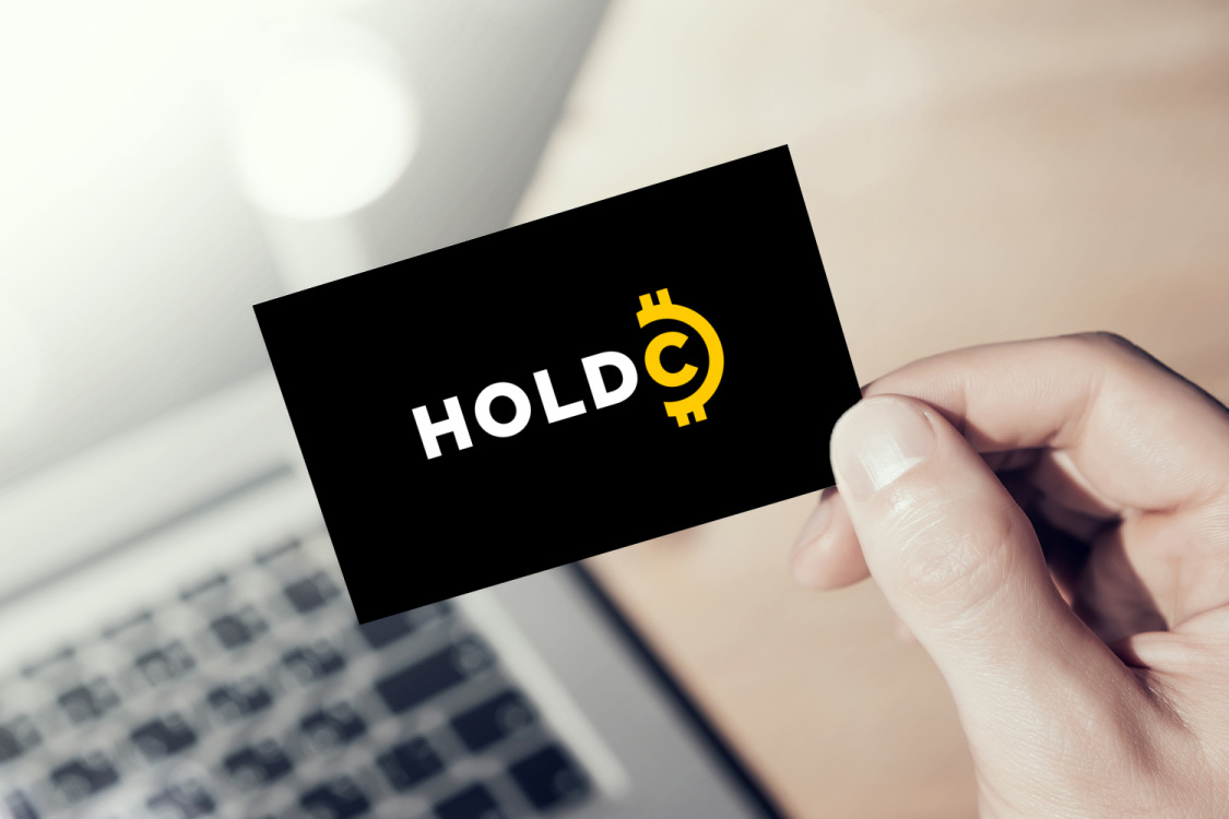 Sample branding #2 for Holdc