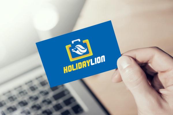 Sample branding #2 for Holidaylion