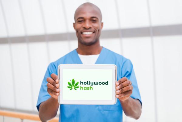 Sample branding #3 for Hollywoodhash