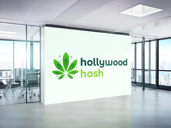 Sample branding #2 for Hollywoodhash