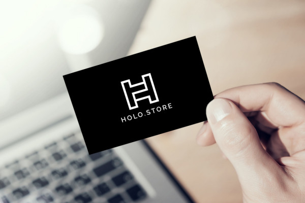 Sample branding #1 for Holo