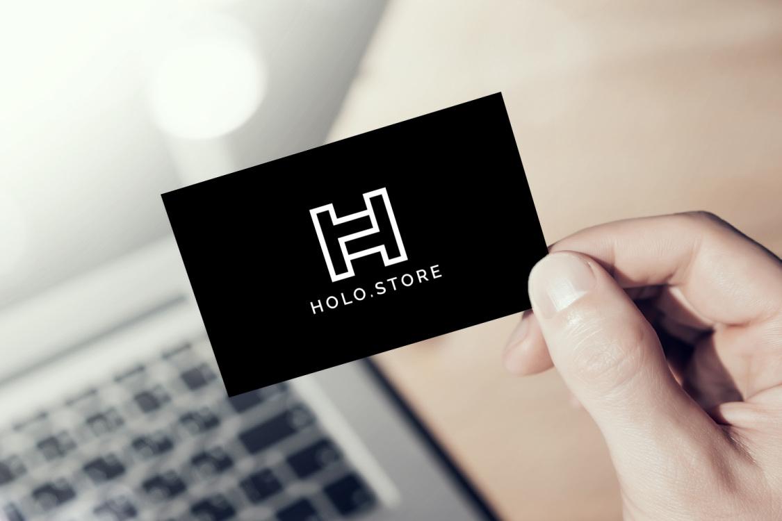 Sample branding #3 for Holo