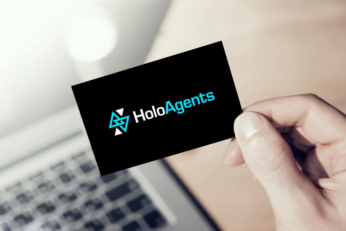 Sample branding #2 for Holoagents
