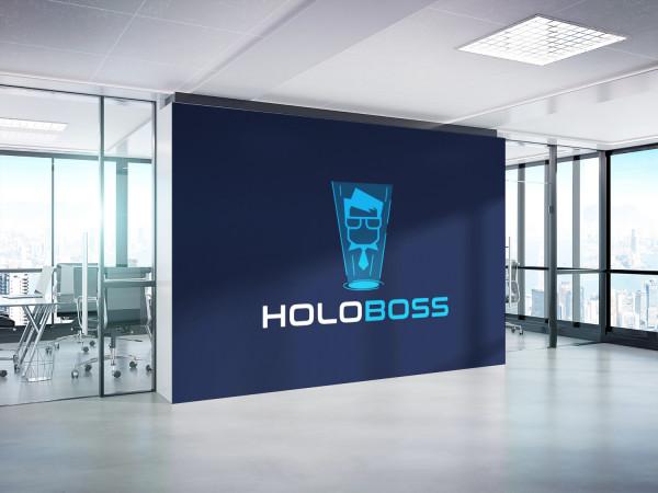 Sample branding #3 for Holoboss
